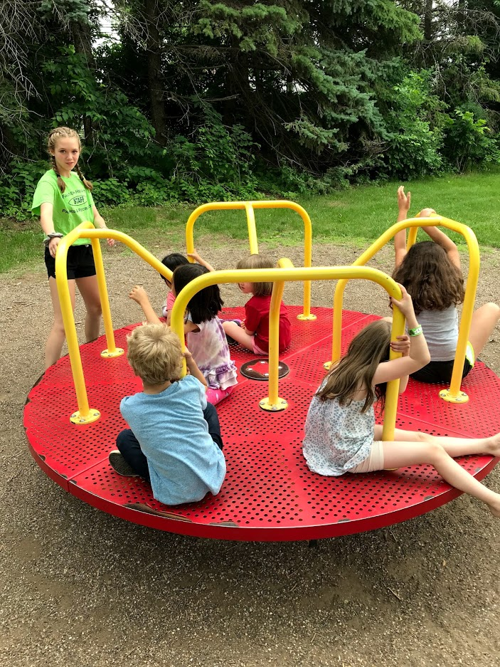 Summer Discovery Playground