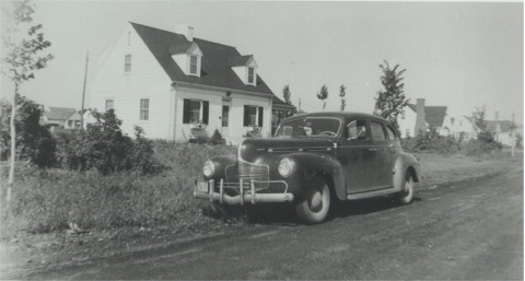 Whaley Resident at 1469 W. Idaho, July 17, 1942