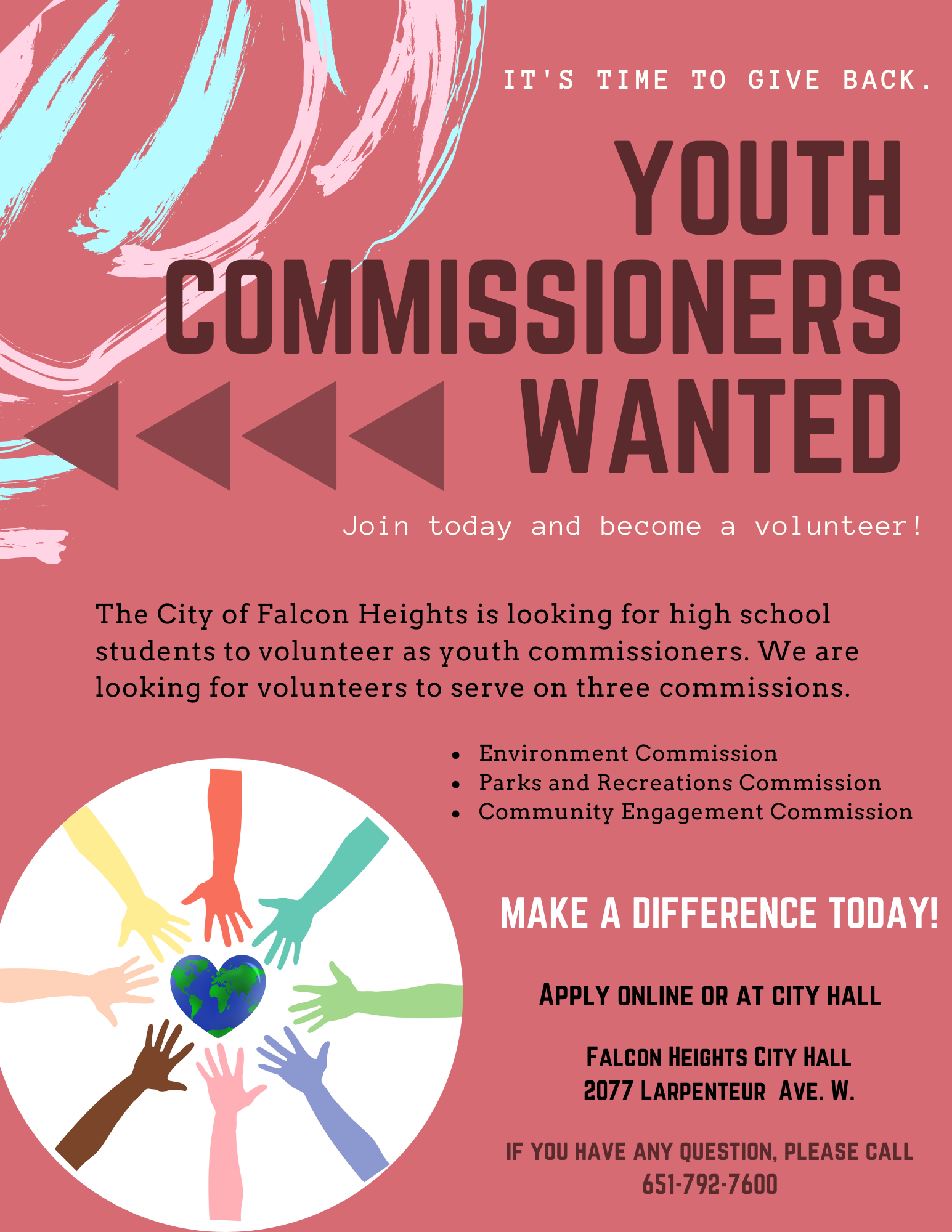 Youth Commissioner